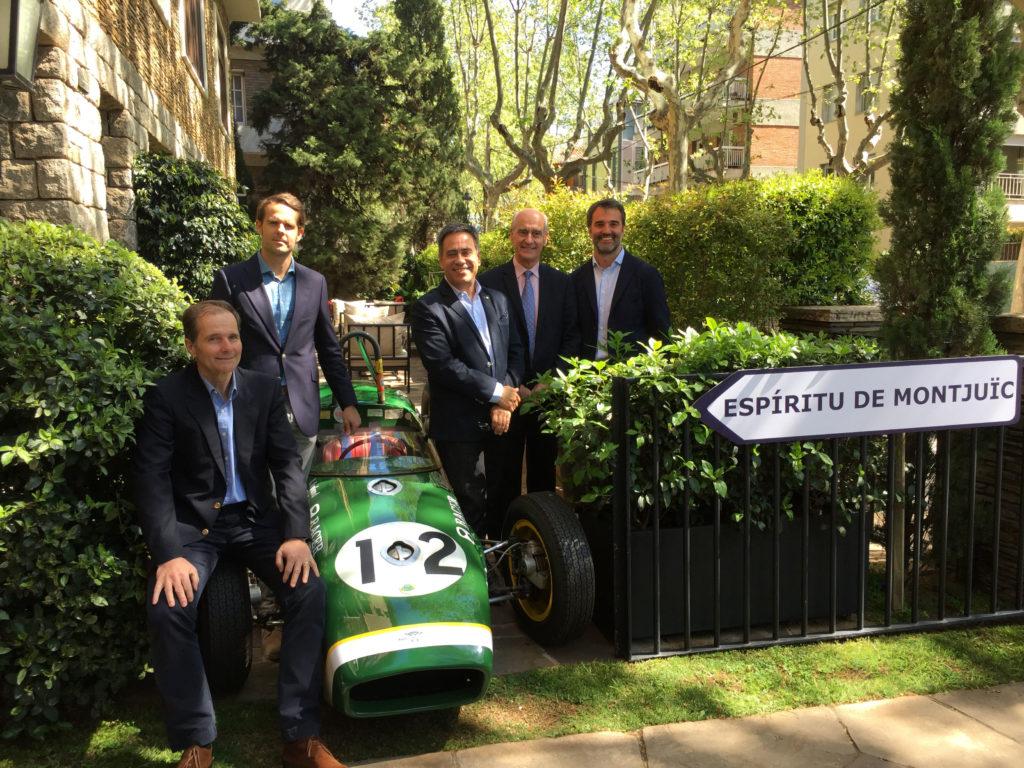 Foto de família del Espíritu de Montjuic (Foto: Circuit de Barcelona-Catalunya)