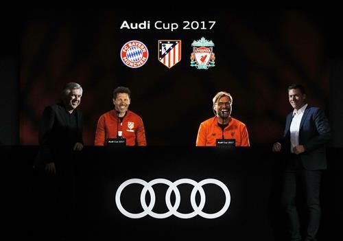 Foto: Audi Cup