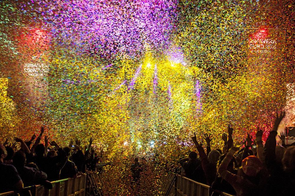 Seat patrocina un festival de referencia en Barcelona