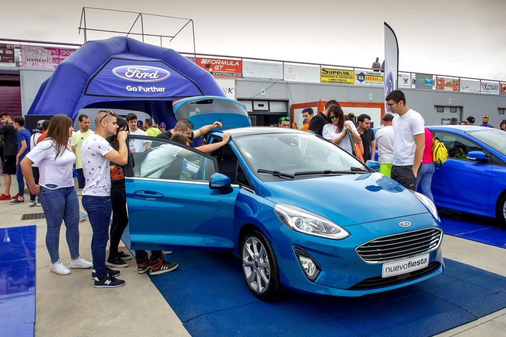 El Circuito Kotarr acogió la Ford Fans Only