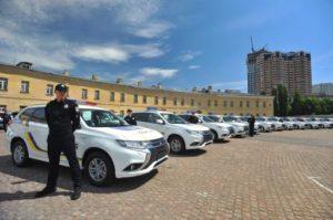 Los Outlanders de la Policía de Ucrania