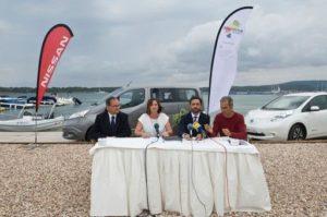 Acuerdo entre Nissan y el Consell Insular de Menorca