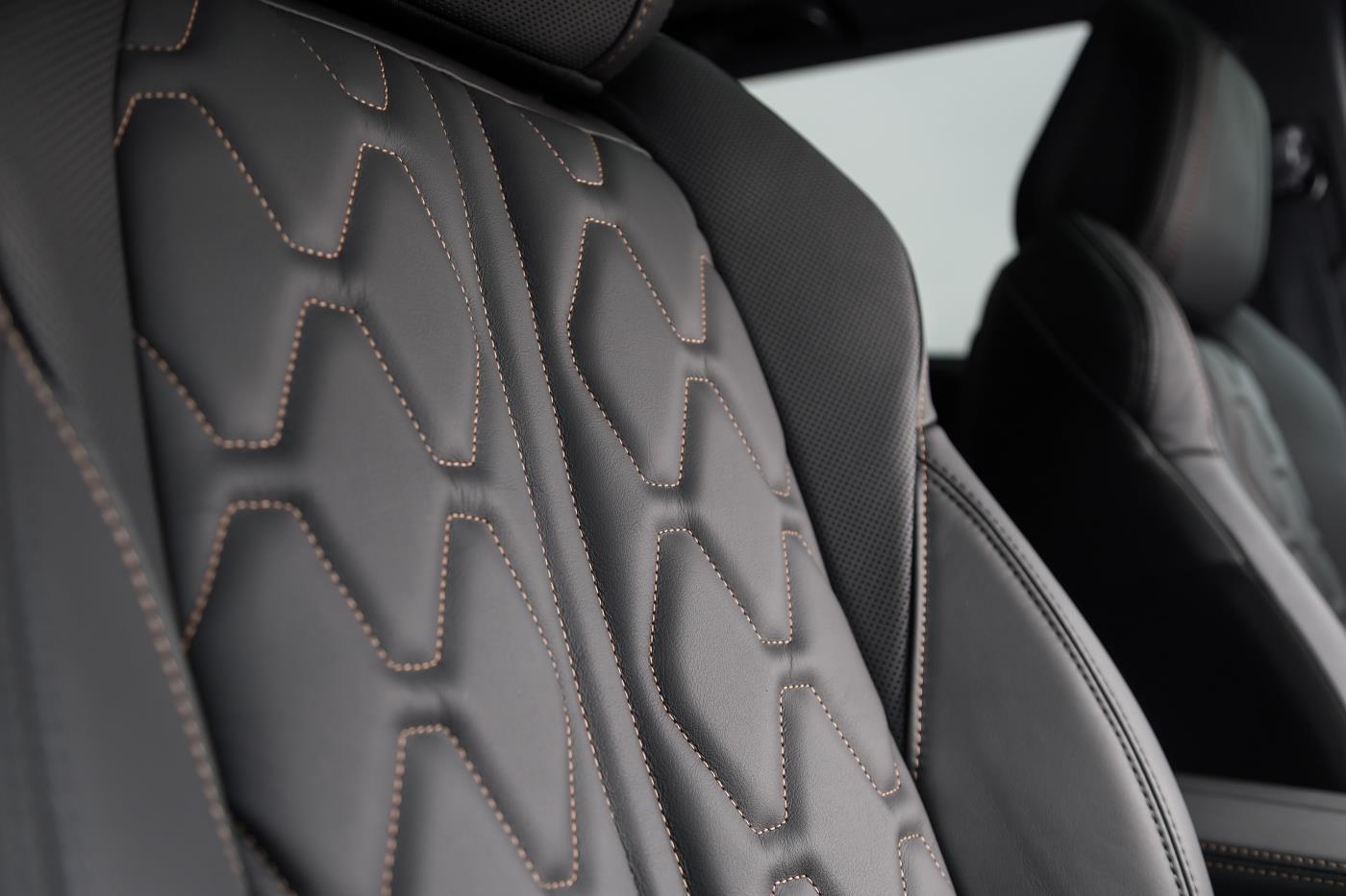 Los asientos de masaje de Peugeot