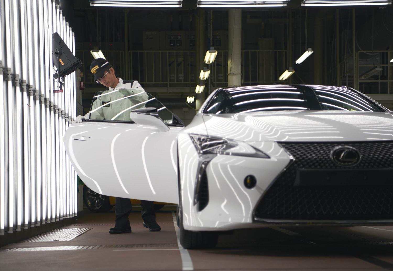 La planta europea de Lexus (Foto: Lexus)