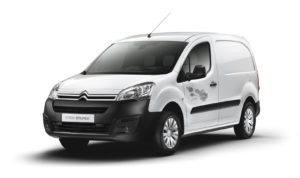 Una Citroën Berlingo