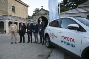 Los Toyota seran coches oficiales de los cursos de verano