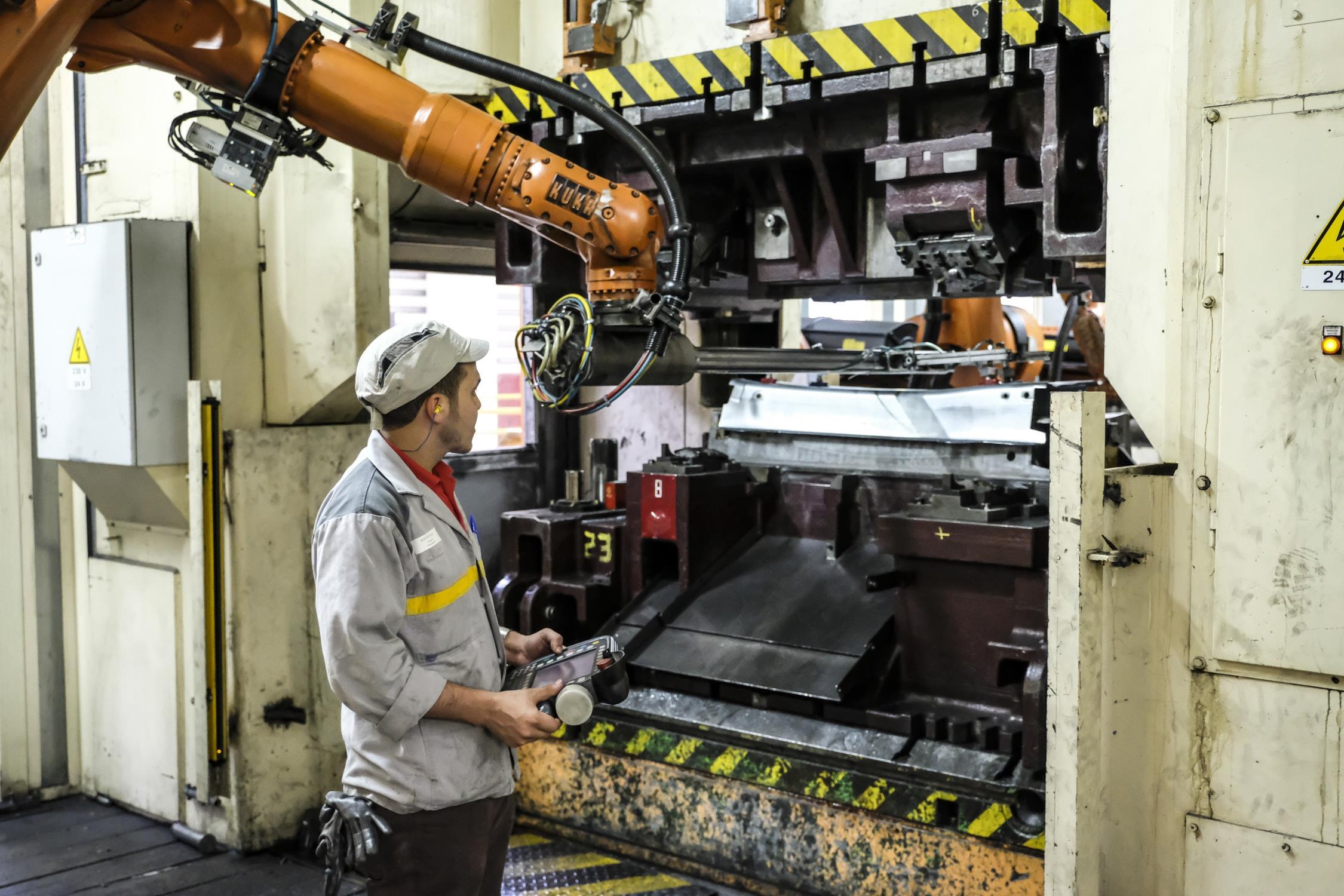 La fábrica de Tánger