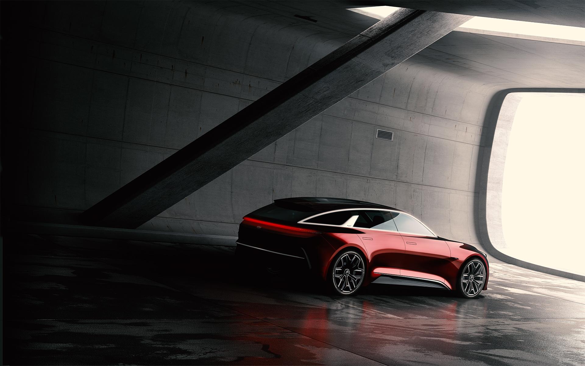 El nuevo concept car de Kia