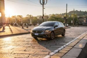 Fiat en el top-10 de unidades matriculadas