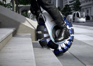 Los neumáticos del futuro de Hankook