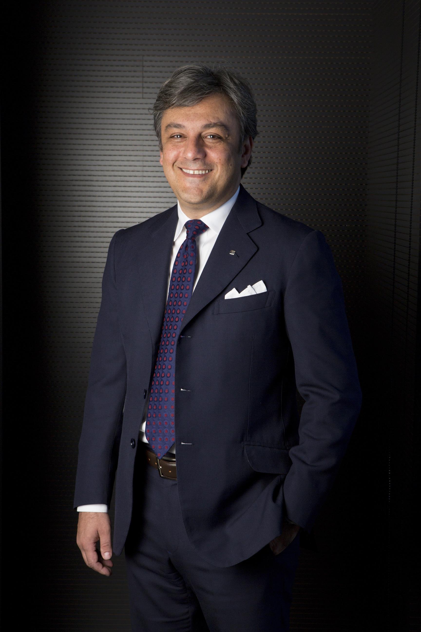 El CEO de Seat, Luca de Meo