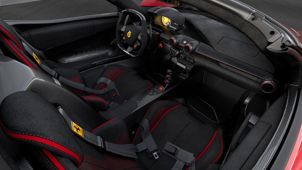 Un Ferrari para Save The Children