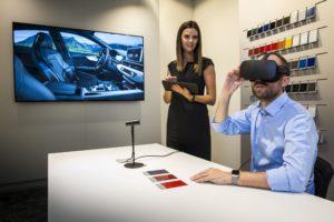 Audi lanza realidad virtual en concesionarios