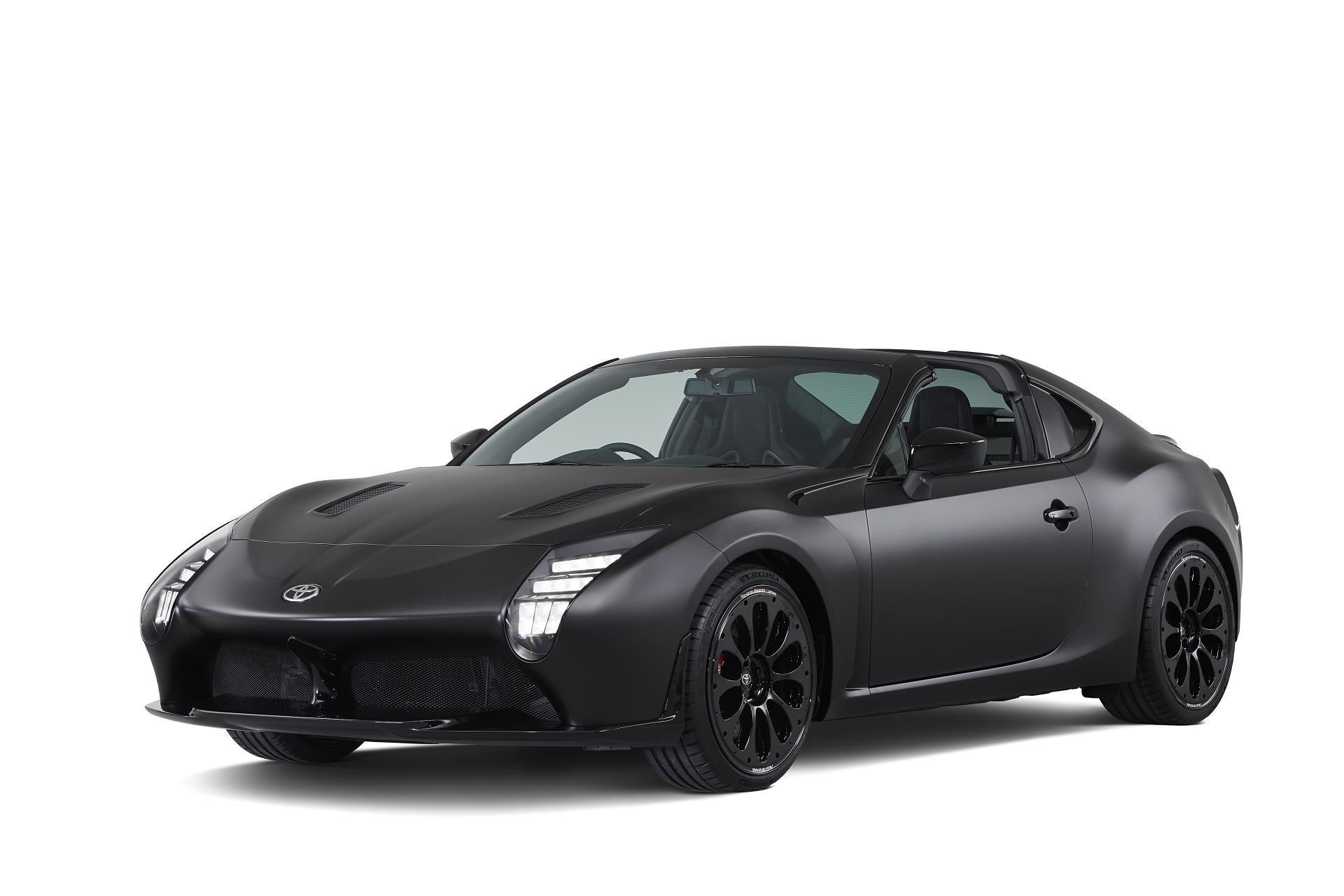 Uno de los concept car que se presentará en Tokio