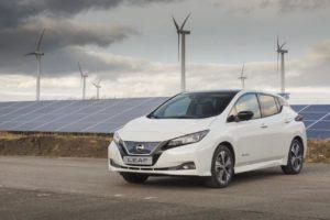El nuevo Nissan Leaf ya se fabrica para Europa