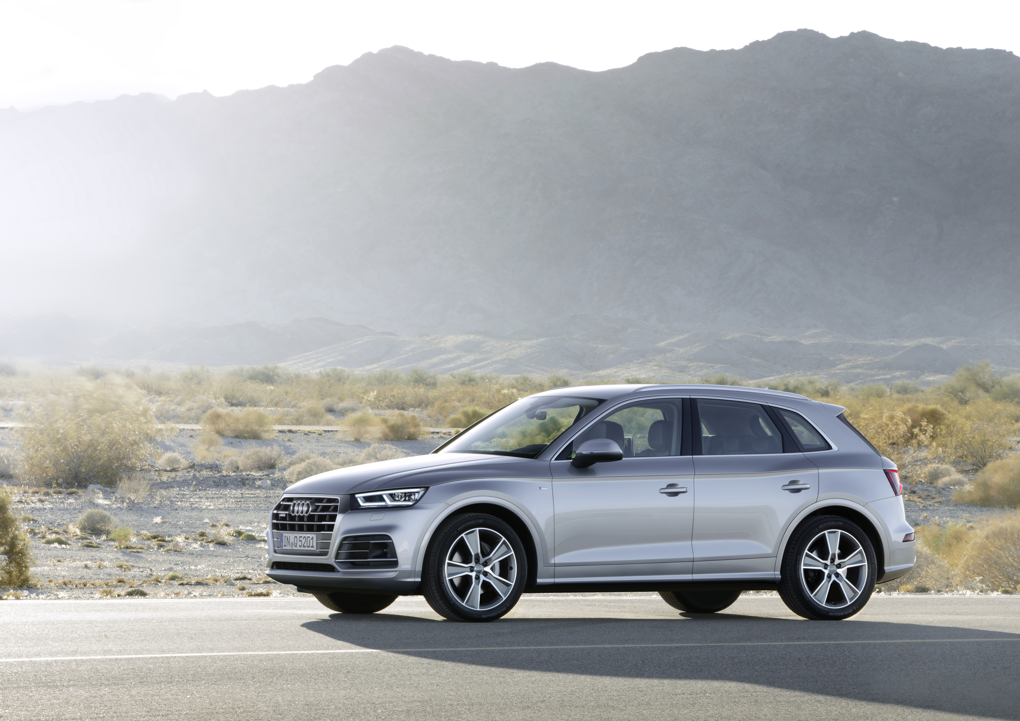 El Audi 'premium' Q5