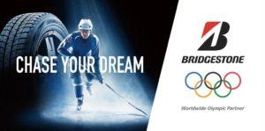 Bridgestone con los Juegos Olímpicos
