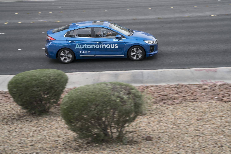 El coche autónomo de Aurora y Hyundai