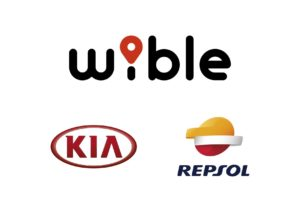 Wible, la marca de carsharing de Repsol y Kia