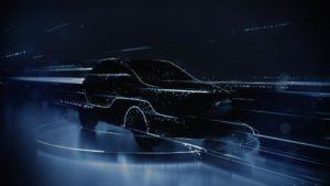 La primera imágen del SUV eléctrico de Hyundai