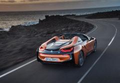 I8 roadster (Foto: BMW)