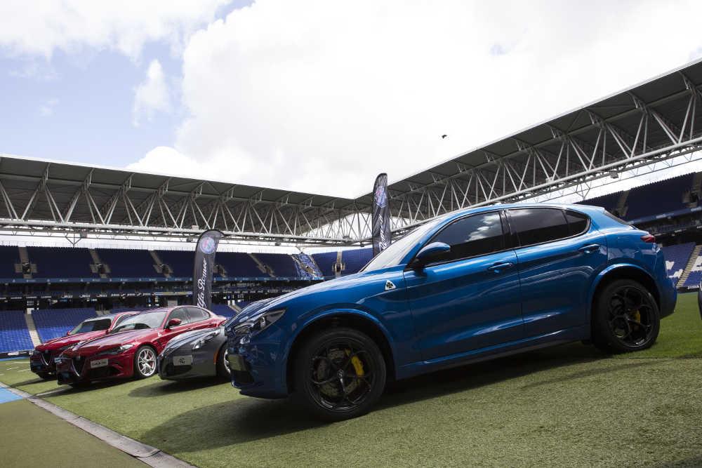 Alfa Romeo patrocina al Español