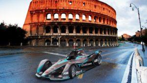 Porsche en la Formula E