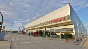 Concesionario Nissan en Girona (Foto: Camps Motor)