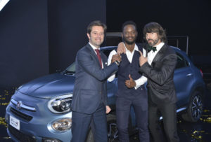 El ganador de Got Talent (Foto: Fiat)