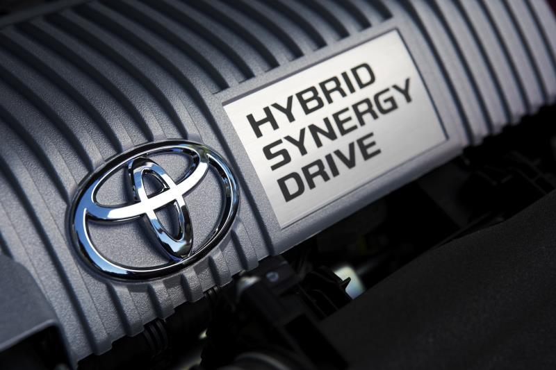 Los Toyota Híbridos, crecen