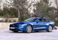El Mustang, el deportivo más vendido del mundo
