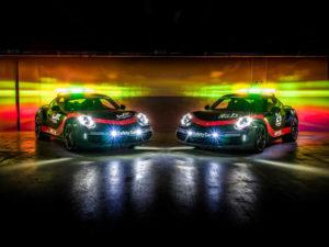 El coche de seguridad de Porsche