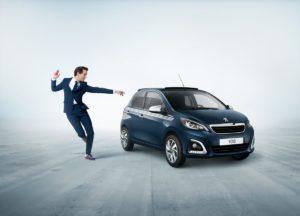 Mika y Peugeot vuelven a colaborar (Foto: Peugeot)