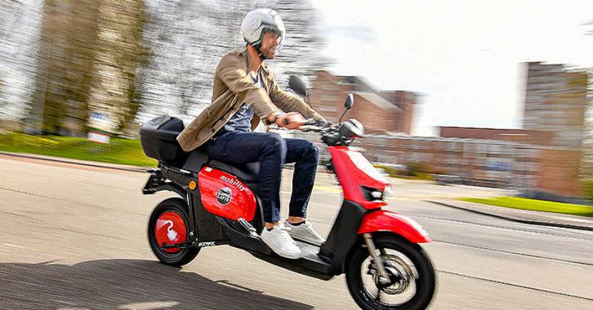 El motosharing de Mobility