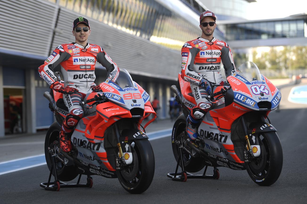 Cupra se alía con Ducati en Moto GP (Foto: Cupra)