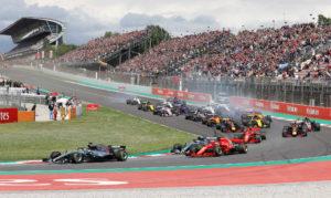 Los aeropuertos de Barcelona y Girona operaron vuelos privados gracias al GP de F1 (Foto: Circuit de Barcelona-Catalunya)