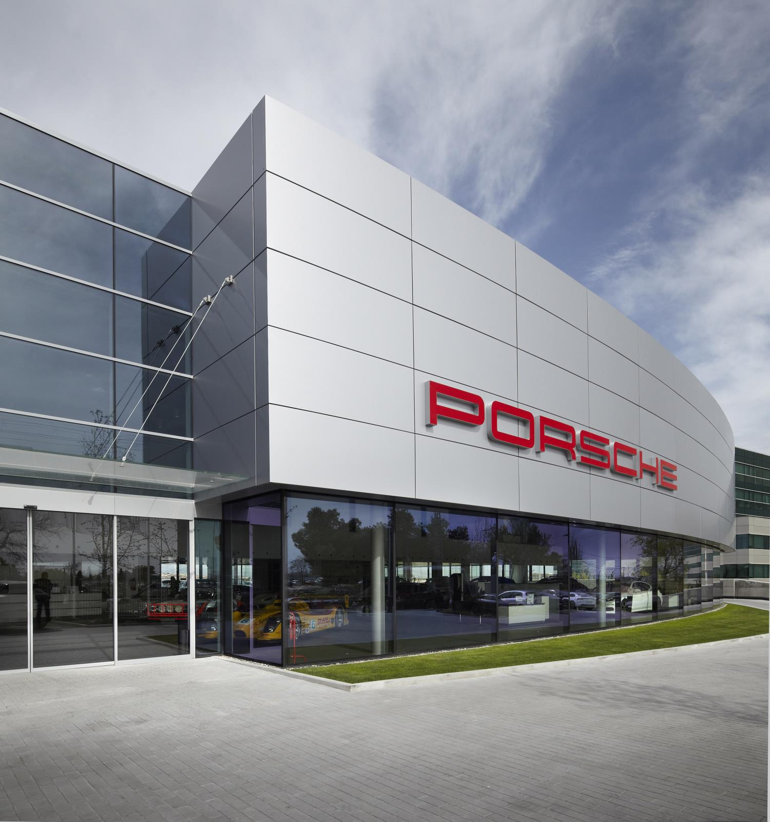 Porsche Madrid Norte
