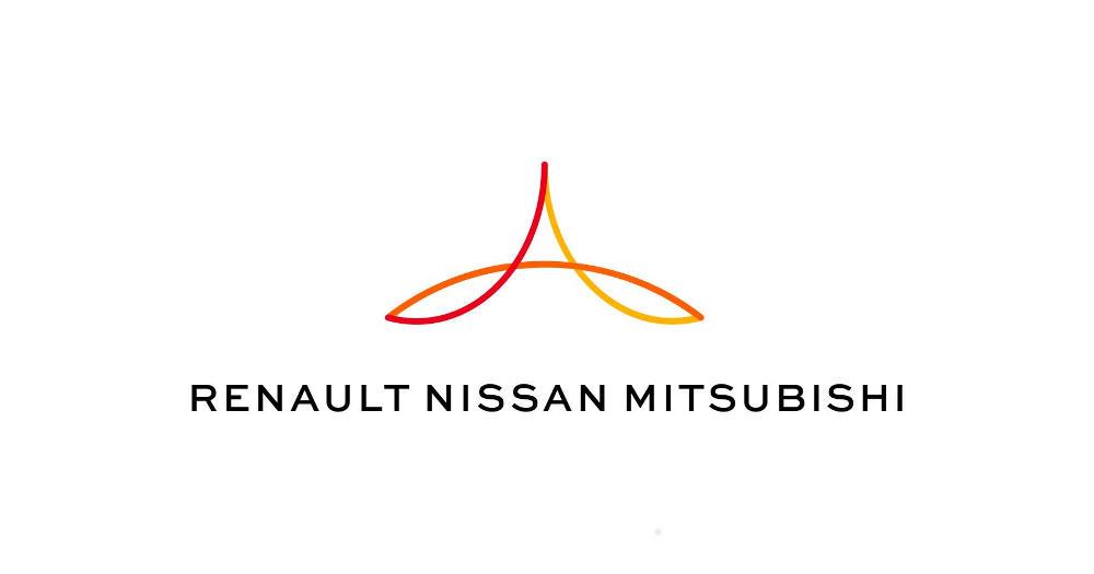 El logo de las sinergias entre las tres marcas