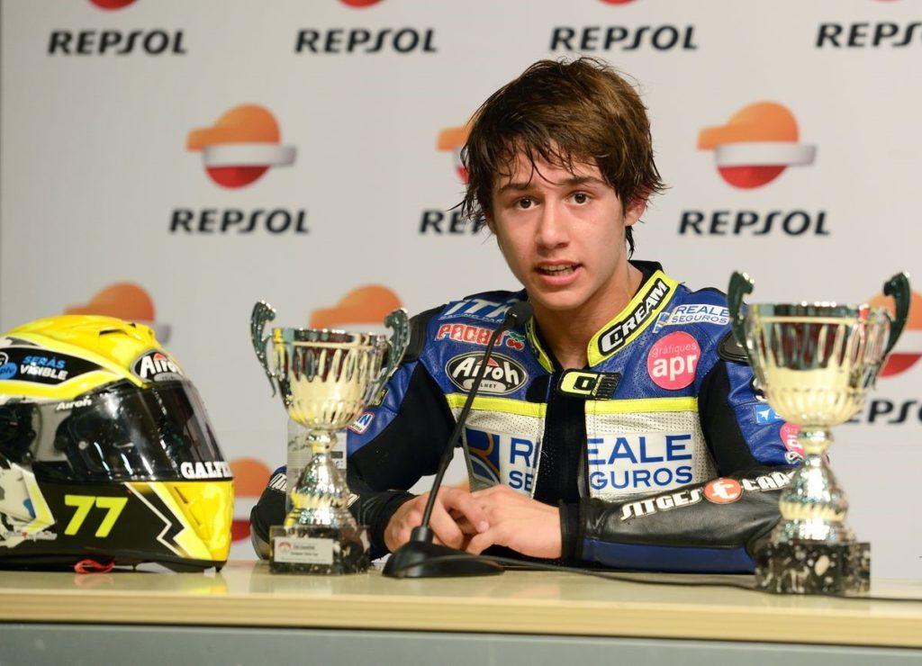 Andreas Pérez (Foto: Circuit de Barcelona-Catalunya)