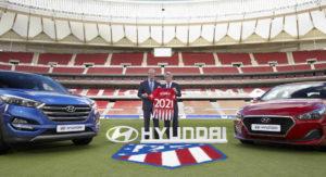 El acuerdo entre Hyundai y el Atlético de Madrid