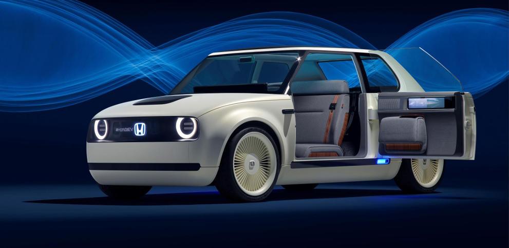 El Honda Urban EV