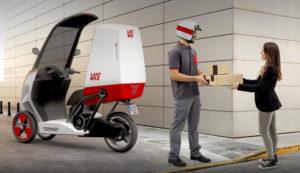 Torrot entra en el mundo de los vehículos de reparto (Foto: Torrot)