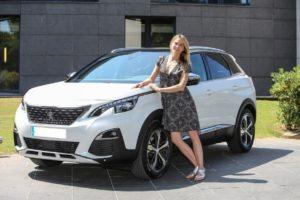 Verónica Blume (Foto: Peugeot)