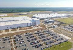 Fábrica de Volvo en Estados Unidos