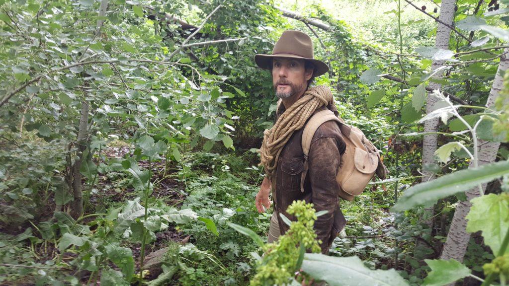 El arqueólogo Moli Jones
