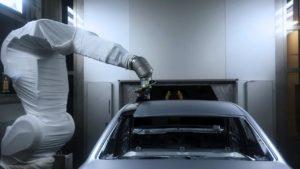 El nuevo proceso de pintura de Audi