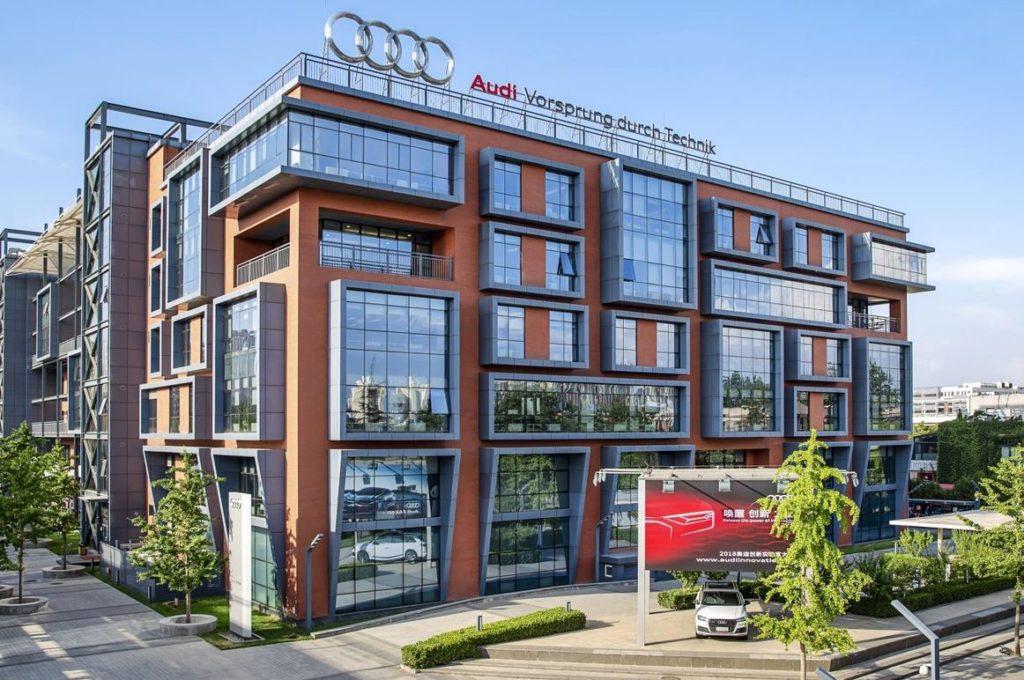 Audi y Hawei colaboran en tecnologías de conectividad
