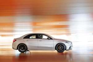 La família de Compactos de Mercedes, crece