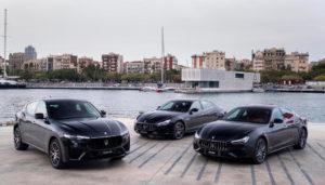 La gama My 19 (Foto: Maserati)