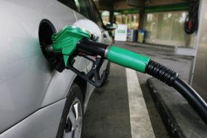 Coche de gasolina